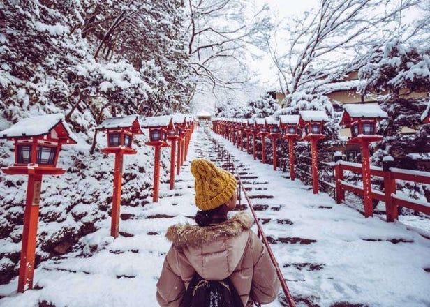 冬の気温や天候は?「冬の京都旅行の服装」で知っておきたい5つの対策