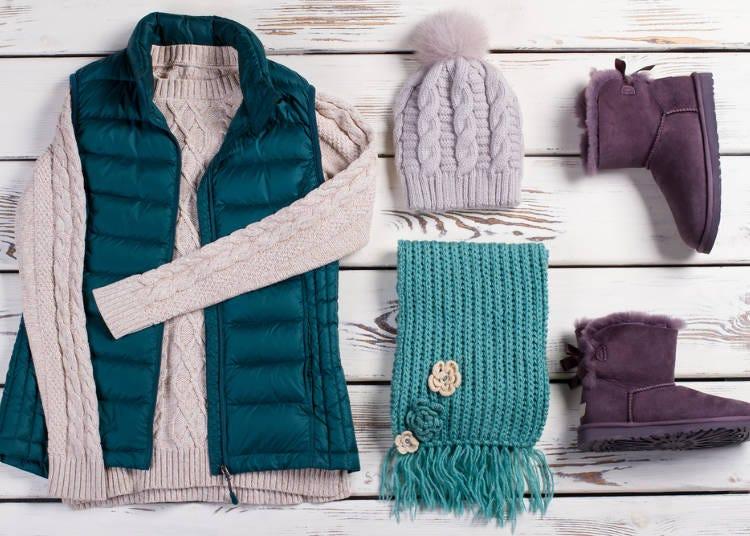 どんな服装で行くのがベスト?京都滞在、防寒対策5つのポイント
