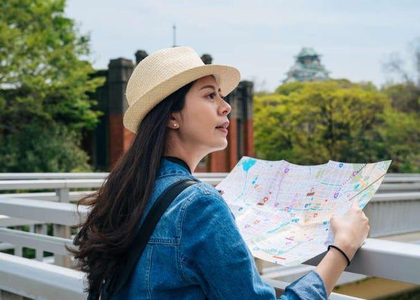 関西旅行を満喫する「お得なフリーパス」まとめ。京阪神はもちろん、奈良、滋賀、三重も