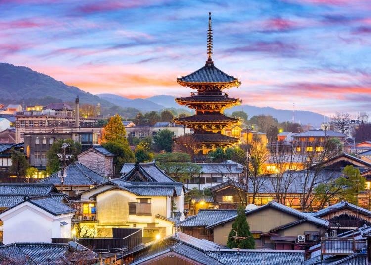 1日內不限搭乘次數、京阪神區域內幾乎可趴趴走的「關西1日券」
