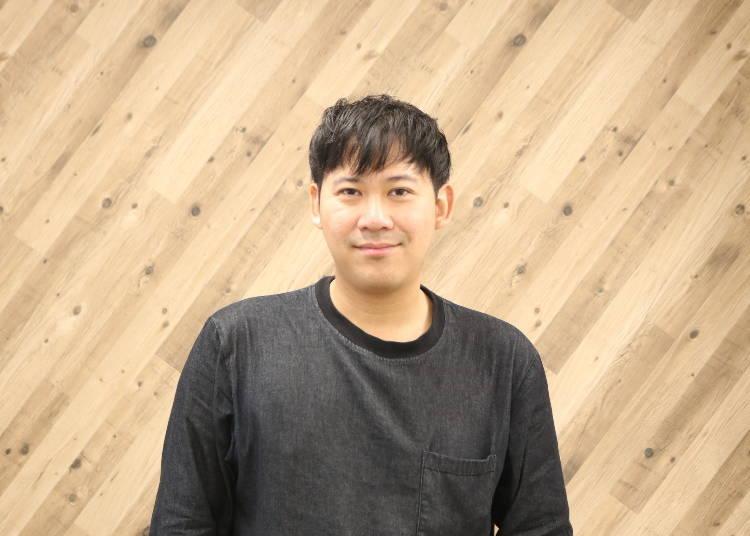 「大阪での人との触れ合いが楽しい」ケルヴィン・チョウさん(インドネシア出身)