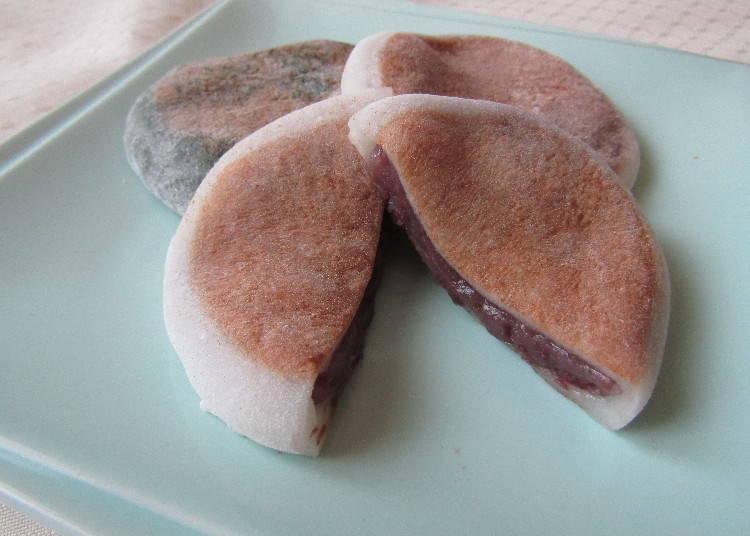 Enjoy Koyasan sweets