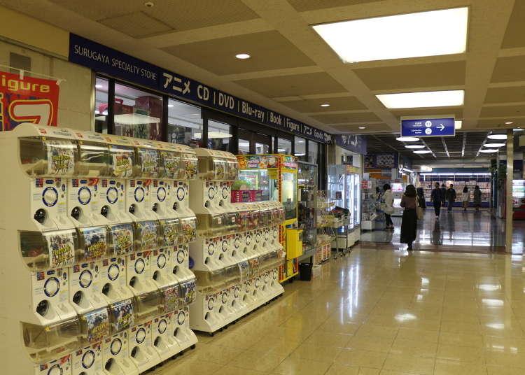 神戸にもオタク街があった!三ノ宮駅すぐの「センタープラザ」はサブカルの聖地