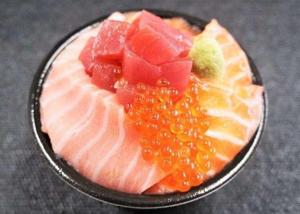新鮮マグロに最高級牛肉…大阪人の台所「黒門市場」で人気の食べ歩きのお店4つ