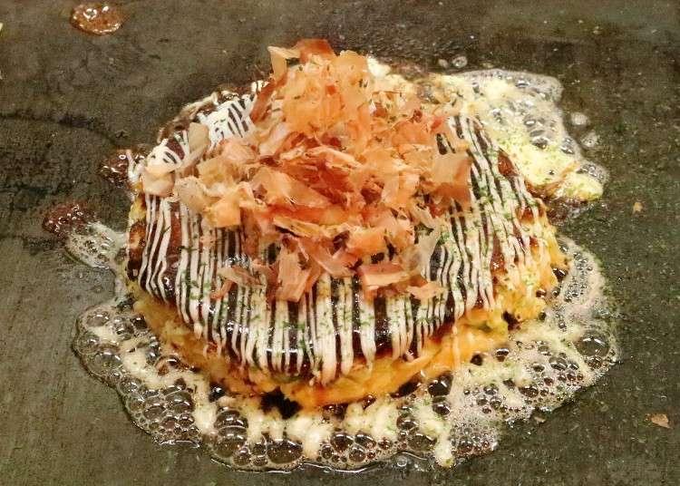 These Japanese Food Tips Will Make You Feel Like a Pro! How to Make the Real Osaka Okonomiyaki