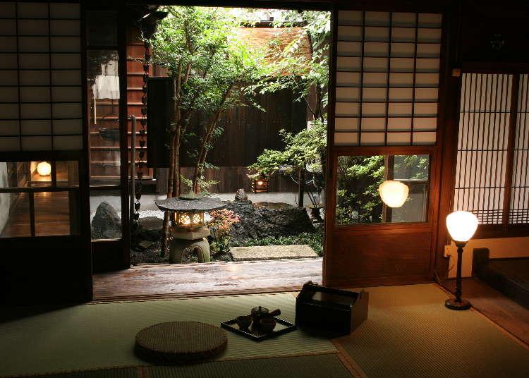 """京都に暮らすように泊まる。今人気の""""町家・古民家ステイ""""おすすめの宿5選"""