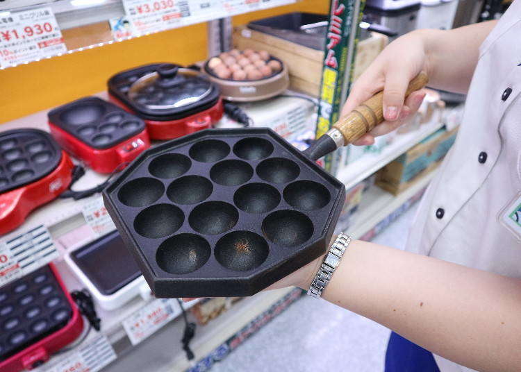 These 6 Takoyaki Pans Are the Perfect Osaka Souvenir (And Where To Find Takoyaki Makers)!