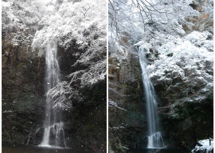9.箕面瀑布-徜徉靜止的水墨畫世界【大阪】