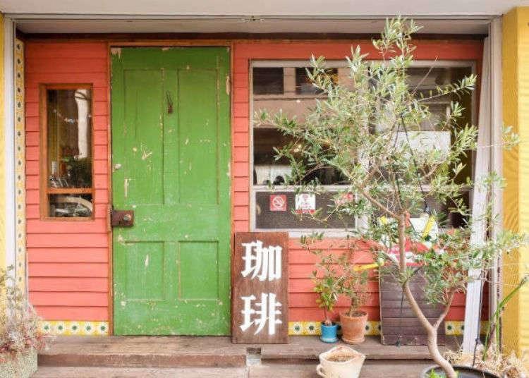 レトロかわいいが集まる下町。大阪「中崎町」のおしゃれなカフェ&雑貨屋さん