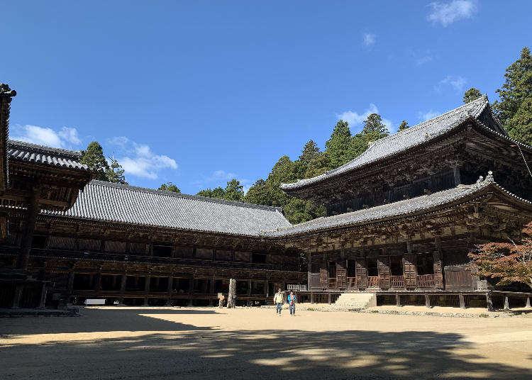 "Why You Need to Visit Japan's Famous Shoshazan Engyo-ji Temple: Where ""The Last Samurai"" Was Shot - LIVE JAPAN"