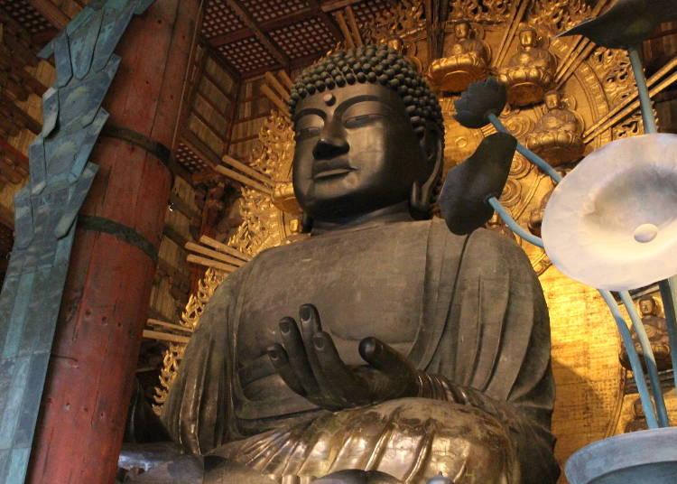 世界遺産「東大寺」