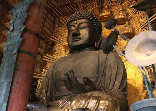 有著悠久歷史的世界遺產奈良「東大寺」