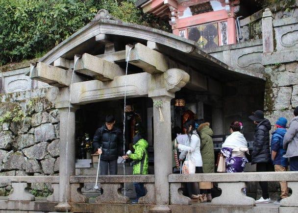 祈求戀愛運必來景點!京都「清水寺」