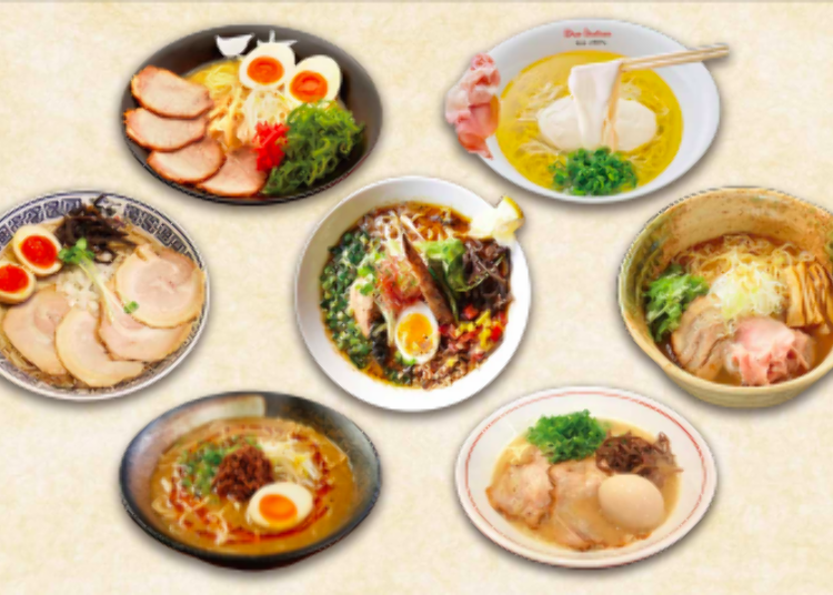 3. Osaka Jokamachi: For ramen, sake, and wagyu enthusiasts