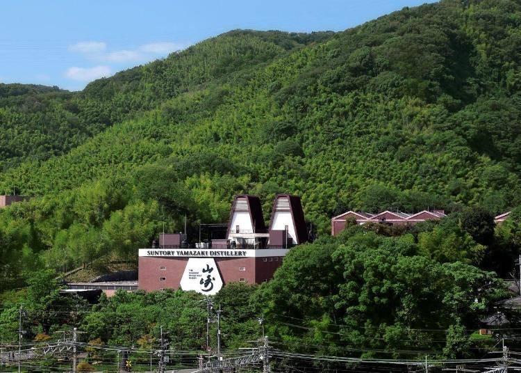 10. Suntory Yamazaki Distillery: The hometown of Japanese whisky