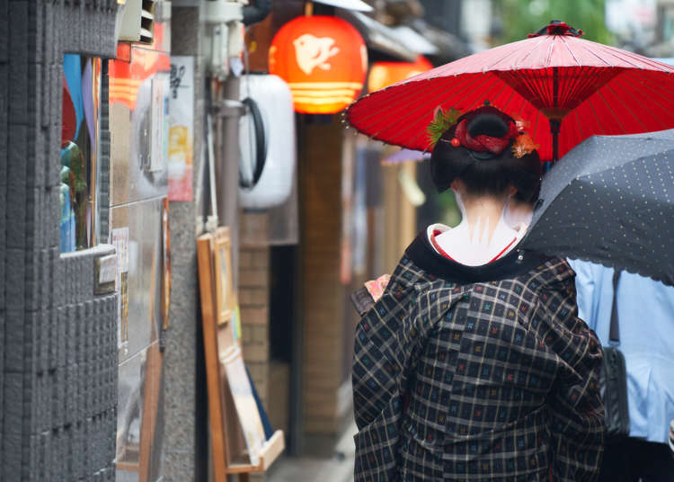 What to Do in Kyoto When it's Raining? Top 10 Ways To Enjoy A Rainy Day In Kyoto! - LIVE JAPAN