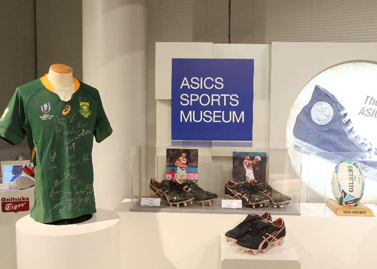 外国人にも大人気のアシックス。神戸「アシックススポーツミュージアム」でその魅力を体感!