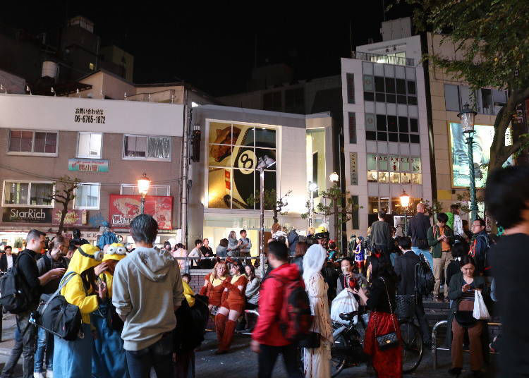 Best nightlife in Osaka to party the night away!