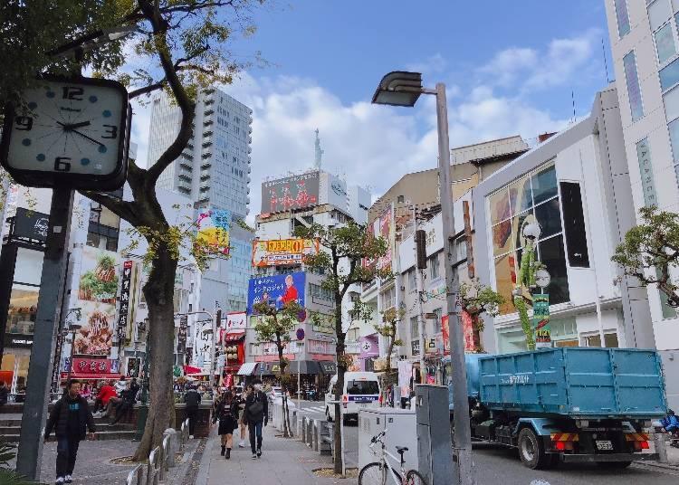 大阪美國村是個怎樣的地方?