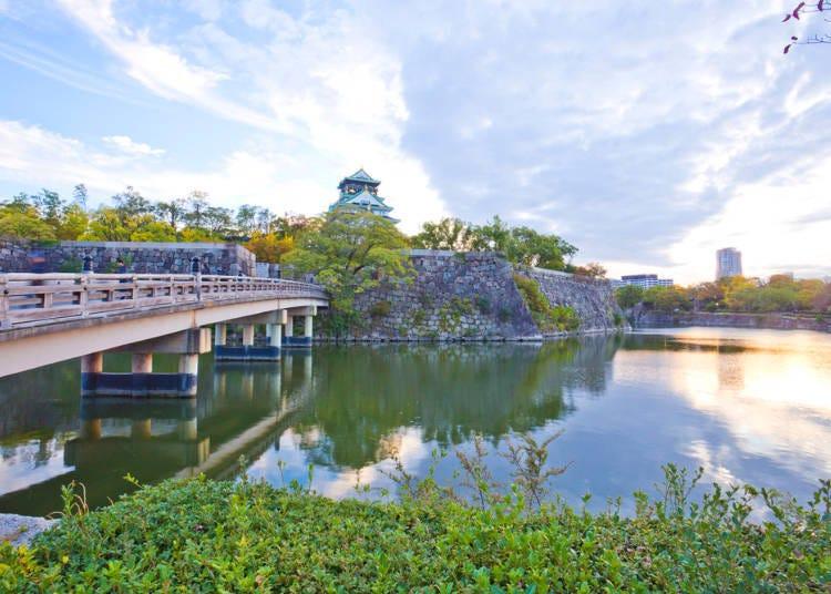 Day 4: Eating out, and fun snacks in Osaka Osaka Castle → Shinsekai / Tsutenkaku → Americamura → Shinsaibashisuji → Dotonbori