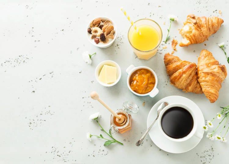 Delicious Breakfast Near Osaka Station!