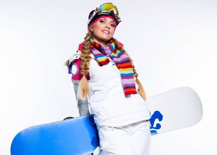 일본에서 스키를 타는데 소요되는 비용