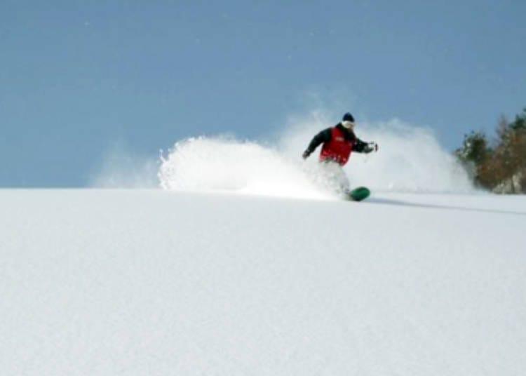 ■5: 효고현 - 스카이밸리 스키장