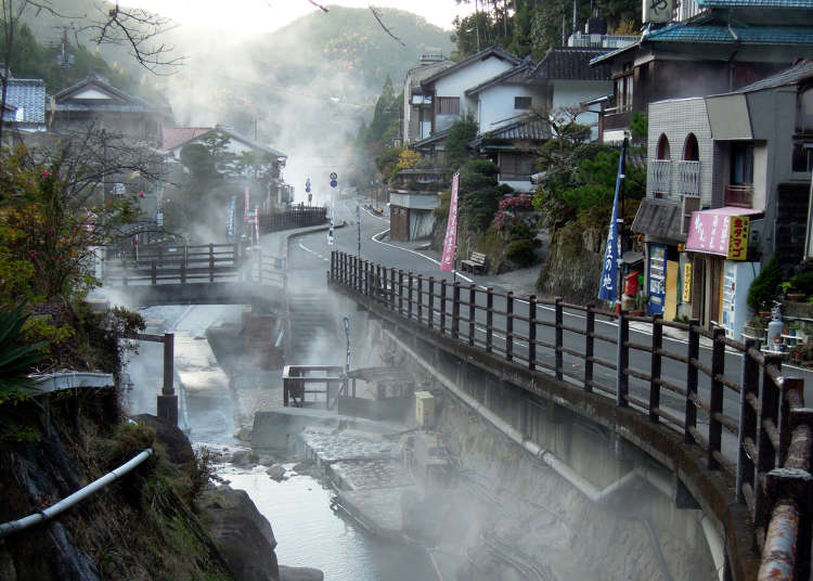 Japan's 'Fountain of Youth?' Charms and Comforting Power of Kumano Hongu Hot Spring Village - LIVE JAPAN