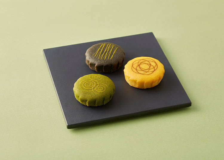 4. Confectionery Fit For the Emperor: Toraya