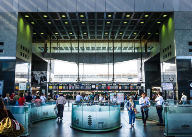 Kyoto Station Guide: Find Trains, Best Shopping, Restaurants, Souvenirs & More!