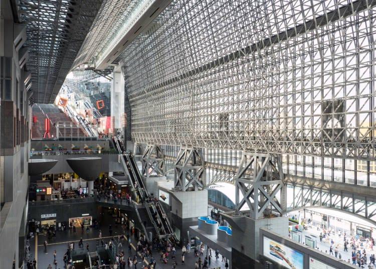 京都駅ってどんな駅?→京都の玄関口!