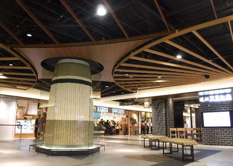 【京都車站美食購物①】擁有100多家店舖的「Porta」地下商場