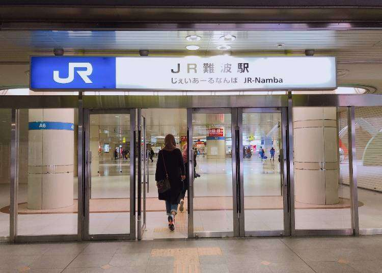Ultimate Guide to Osaka's Namba Station: Get Around the Station and Sights Like a Pro - LIVE JAPAN