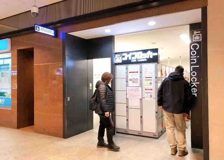 ■南海「なんば駅」1F