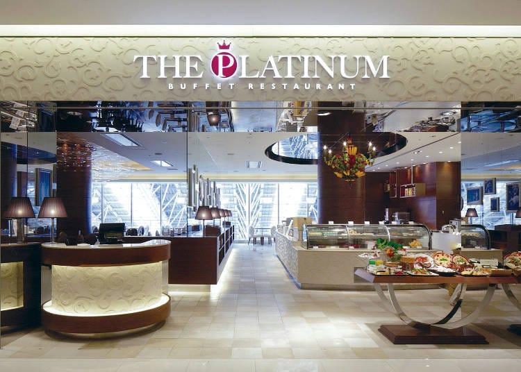 【梅田】90分鐘內無限享用各種西式菜餚、甜點的「THE PRLATINUM LUCUA osaka」