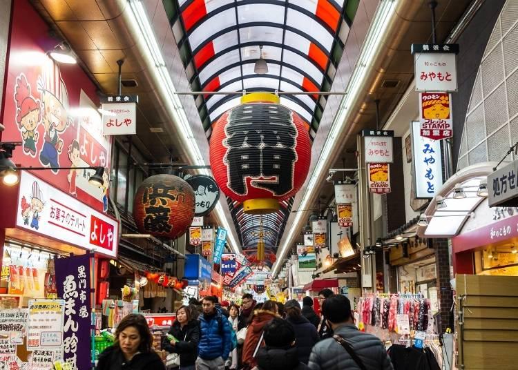 日本橋の主な観光スポット