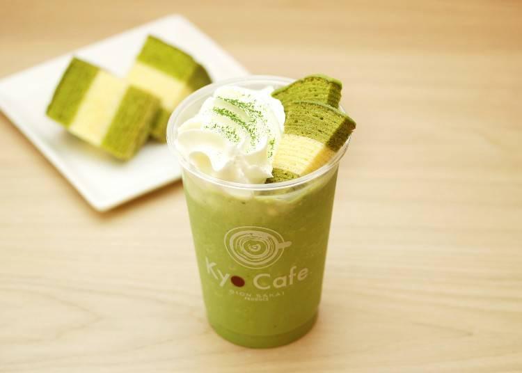 2: Kyo Baum smoothie
