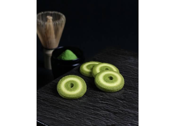 7. Kyo Baum sable cookies