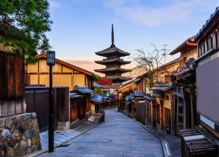 일본 여행이라면  빼놓을 수 없는  '교토'