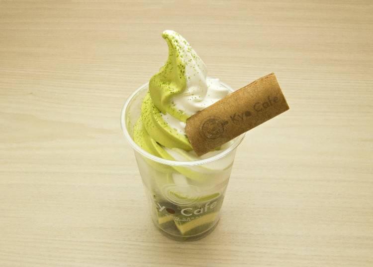 1:Kyo-baum霜淇淋