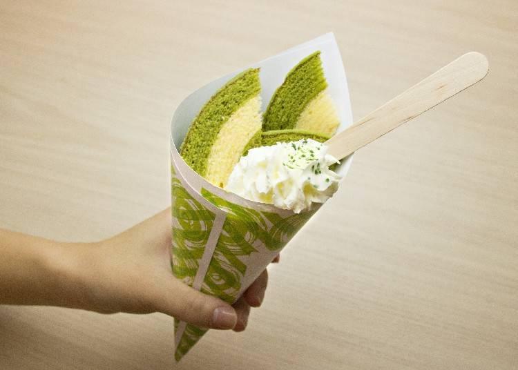 3:Kyo-baum奶油螺旋蛋糕