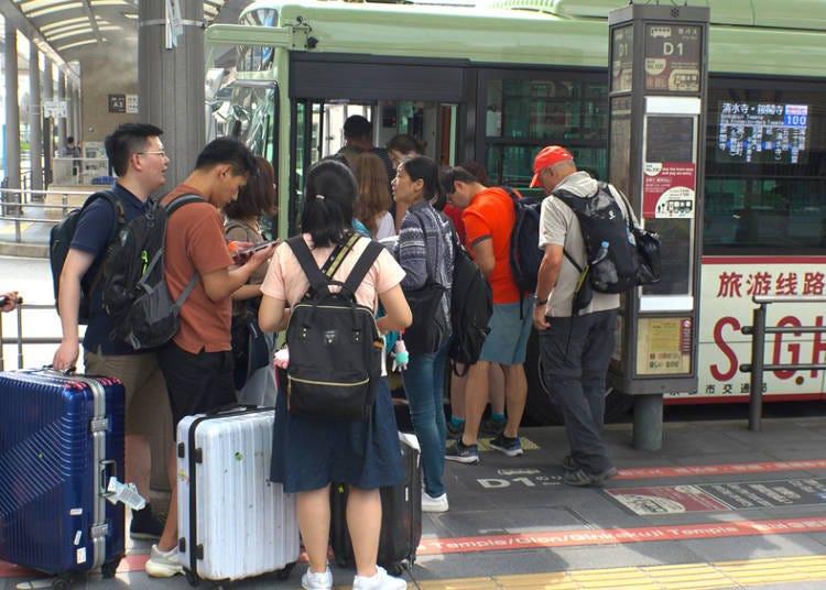 想掌握公共巴士的路線,難度非常高!