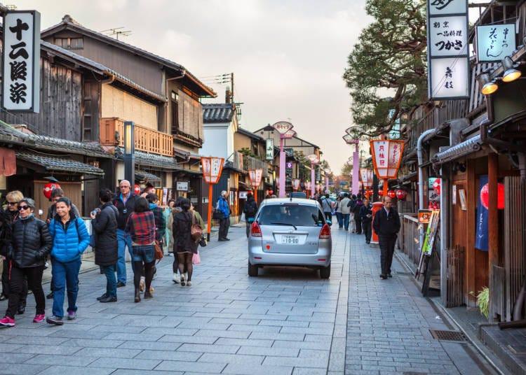 知名景點內日本人居然比外國人少!