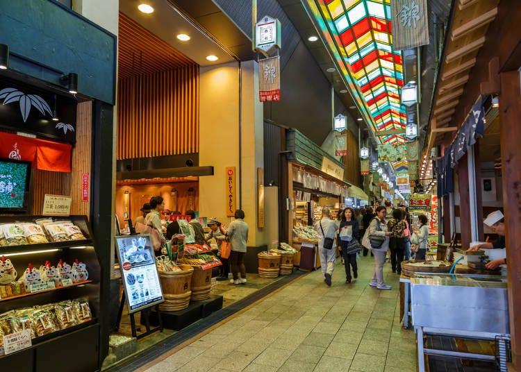 京都觀光禮節1:街頭篇