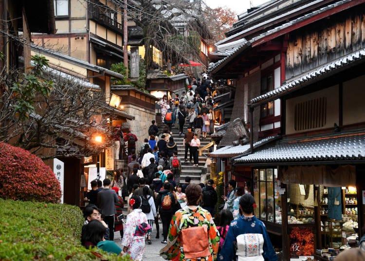 京都觀光禮節2:觀光景點、設施篇