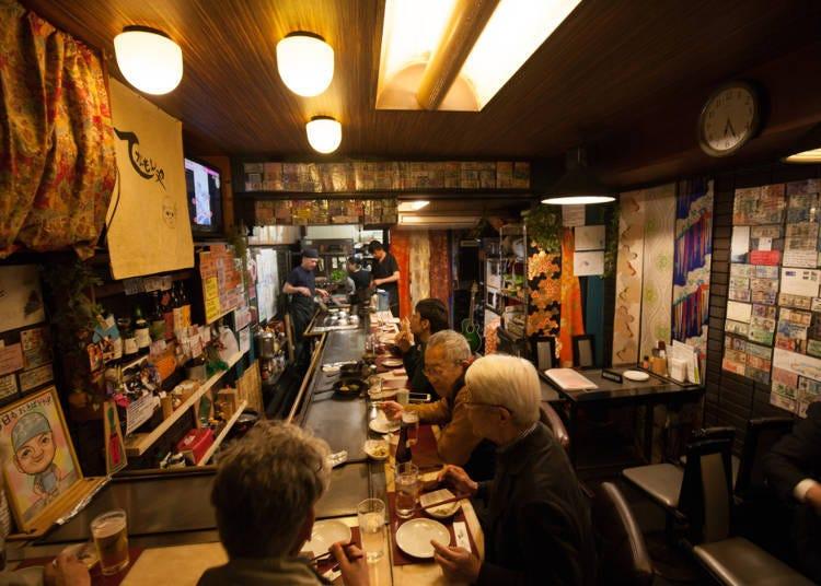 京都觀光禮節4:餐廳用餐篇