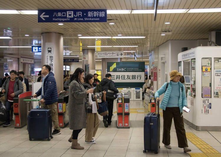番外篇:超大行李就利用「空手觀光」服務吧