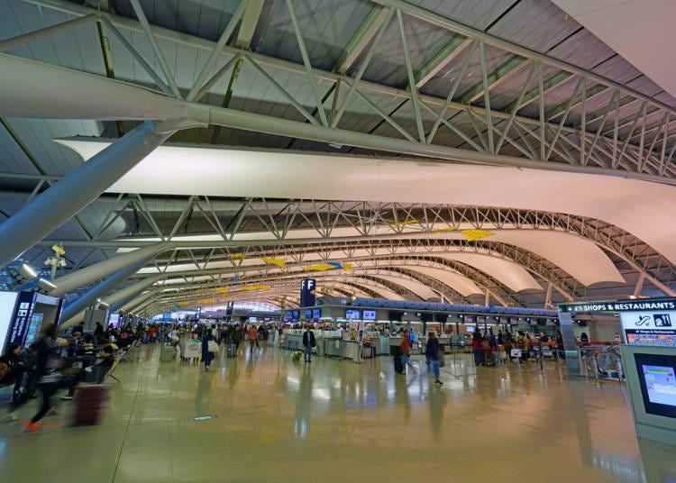 西日本の玄関口!関西国際空港