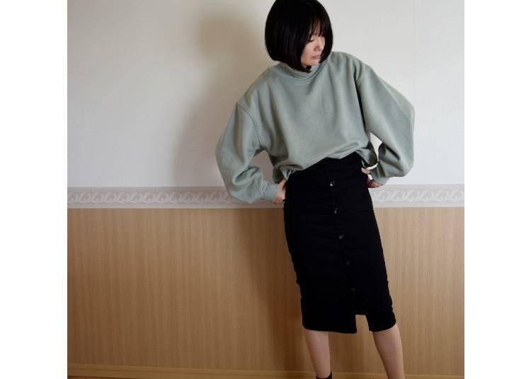 ■오사카의 5월에 알맞은 옷차림은?
