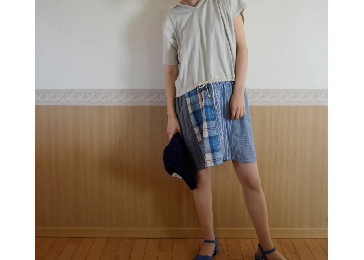 ■大阪の8月の服装は?
